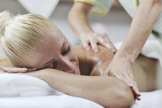 Spa og massage